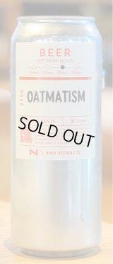 奈良醸造ビール OATMATISM(オートマティズム)缶 500ml