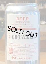 奈良醸造ビール QUO VADIS /(クオ ヴァディス)缶 500ml